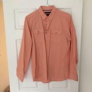 Casual Slim Fit Button Down